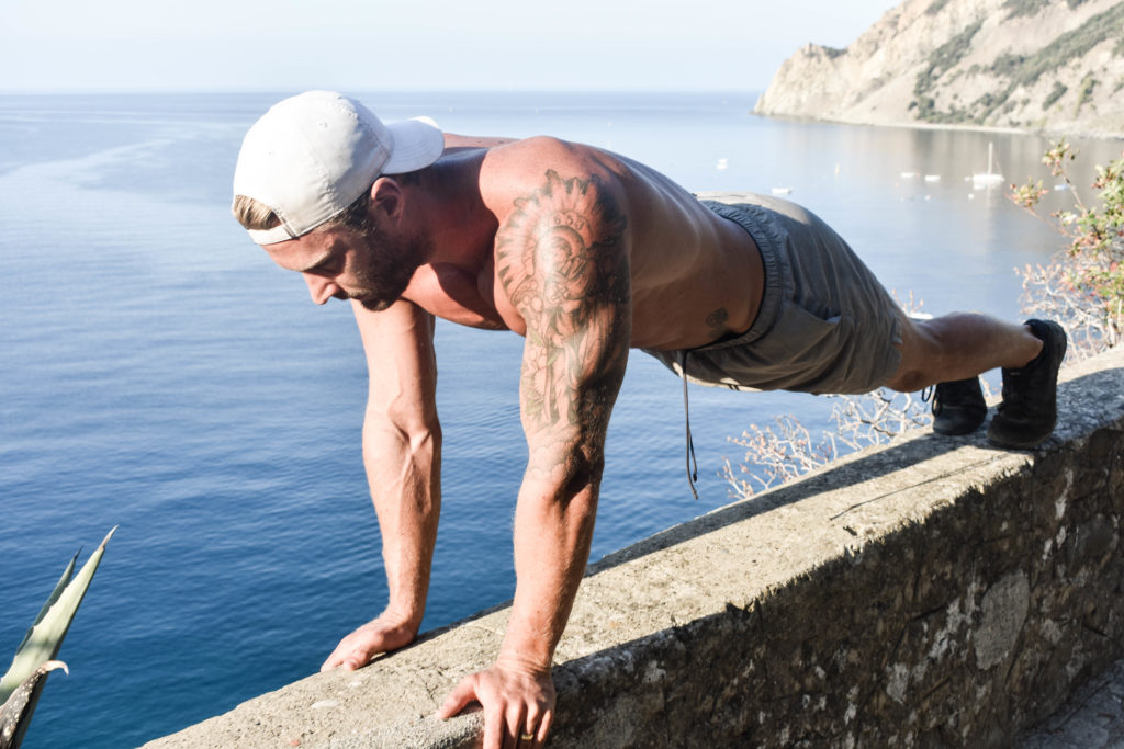 Planking Ab Workout